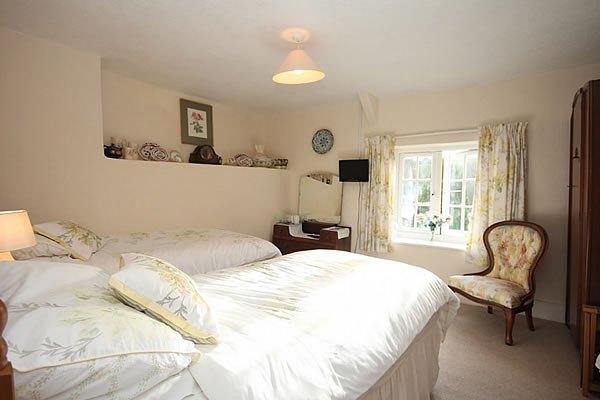 Bed and Breakfast on Exmoor, Somerset